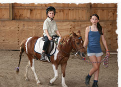 Horse Back Riding Birthday Parties In Bucks County Pa